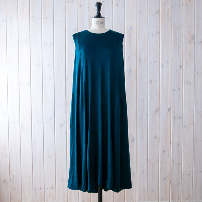 【ORDER ITEM】A LINE DRESS(ロング)