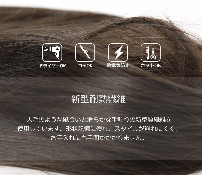 ウィッグ ミディアム レディース 【送料無料】 ウイッグ かつら ロング M3C7-C9 [10503]