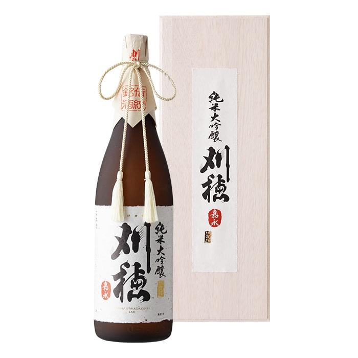 純米大吟醸 嘉永 1800ml
