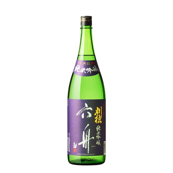 純米吟醸 六舟 1800ml