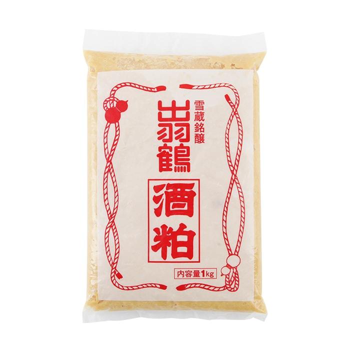 酒粕(出羽鶴)