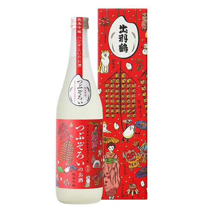 純米吟醸 つぶぞろいのお酒 720ml