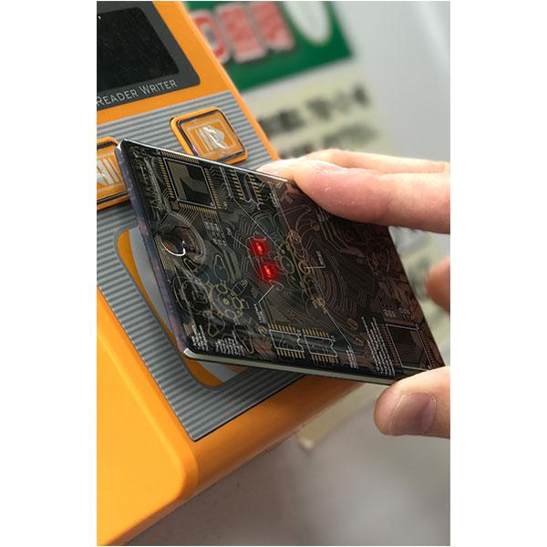 攻殻機動隊シリーズ 攻殻機動隊S.A.C. 基板カードケース 「黒」ver.