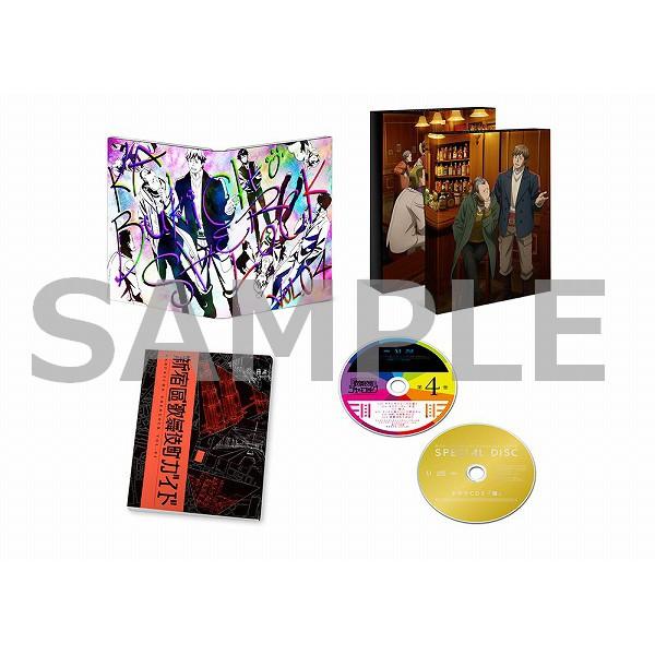 歌舞伎町シャーロック Blu-ray BOX 第4巻
