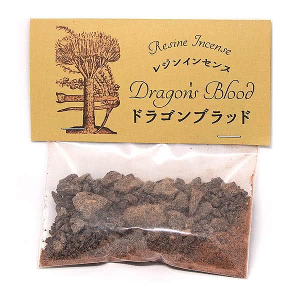 ドラゴンズブラッド レジンインセンス 15g 樹脂のお香