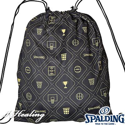 SPALDING ナップサック モノグラム バスケットボール バッグ リュック スポーツ スポルディング SAK001MG MONOGRAM