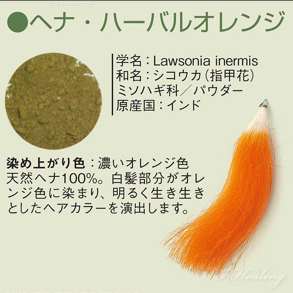 生活の木 天然ヘナ ハーバルオレンジ300g 髪染め 白髪染め アーユルライフ 染毛料