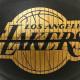 スポルディング ミニバス バスケットボール 5号 ハードウッドシリーズ ロサンゼルス レイカーズ ブラック バスケ 84-300J 小学校 子供用 合成皮革 SPALDING