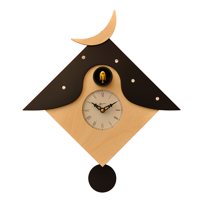 オトラント ART104 ピロンディーニ鳩時計 Cucù Otranto