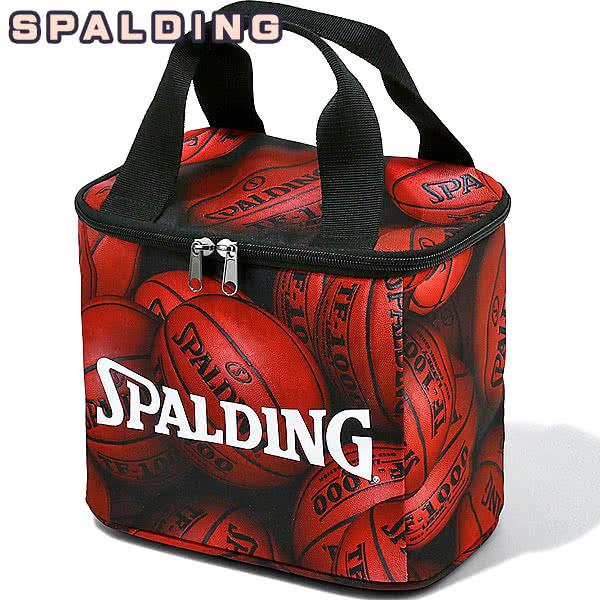 SPALDING バスケ クーラーバッグ ブラウンボール 保温 保冷 スポルディング 50-009BB