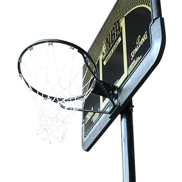 バスケットゴール バックボード スポルディング NBAロゴ ハイライトコンポジット HIGHLIGHT COMPOSITE 家庭用 屋外 バスケ練習 お客さま組立 SPALDING 77685CN