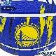 SPALDING ミニバス バスケットボール5号 NBAゴールデンステイト ウォリアーズ マーブル 小学校 子供用 ラバー スポルディング83-929J