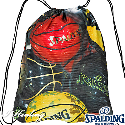SPALDING ナップサック アンダーグラス バスケットボール バッグ リュック スポーツ スポルディング SAK001UG UNDER GLASS
