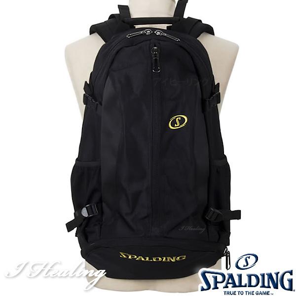SPALDING ケイジャー スネーク グレー バスケットボール用バッグ バックパック リュック スポルディング40-007SN