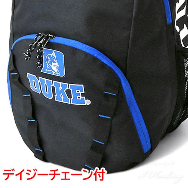 バスケ バッグ ハーフデイ DUKEデビルヘッド 50-003DH バスケットボール リュック メンズ レディース カジュアル バックパック 35L スポルディング HALF DAY