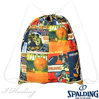 SPALDING ナップサック クラシック バスケットボール バッグ リュック スポーツ スポルディング SAK001CS CLASSIC