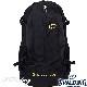 DUKE LOGO ケイジャー ロゴ ブラック バスケットボール用バッグ デューク バックパック リュック スポルディング40-007DKK