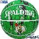SPALDING バスケットボール7号 NBAボストン セルティックス マーブル ラバー スポルディング83-932J