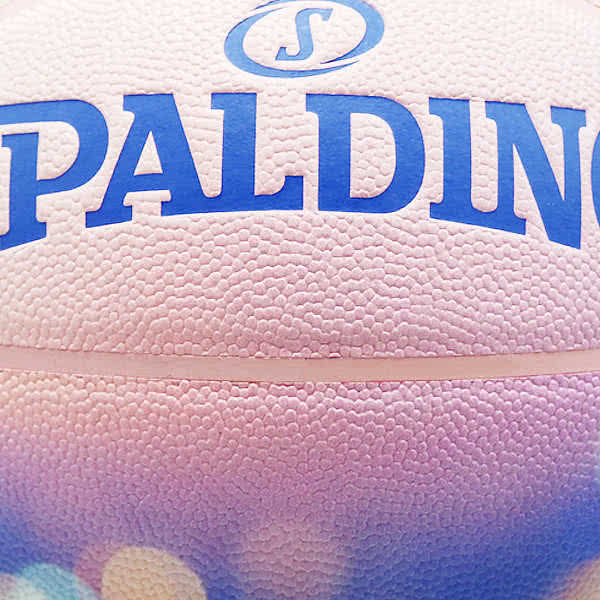 スポルディング バスケットボール 7号 ナイトフォール ピンク ネイビー 夕暮れ バスケ 76-790J 合成皮革 SPALDING 21SS