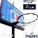 バスケットゴール屋外用 バックボード SPALDING NBAチームシリーズ TEAM SERIES 家庭用 バスケ練習 ノー工具 お客さま組立 スポルディング 61501CN
