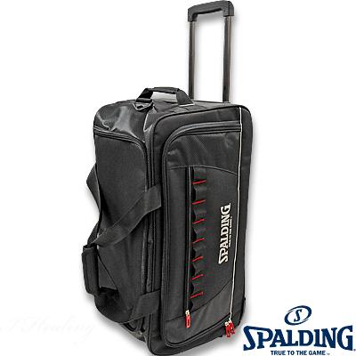 SPALDINGソフトキャリーバッグ 収納バスケットボール スポルディング46-001