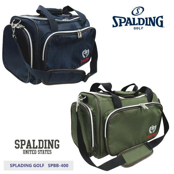 SPALDING GOLF カジュアルボストンバッグ SPBB-400