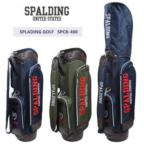 SPALDING GOLF カジュアルキャディバッグ SPCB-400