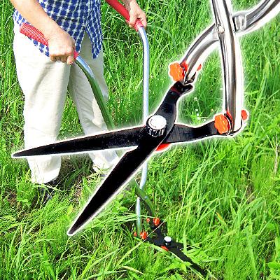 刈太郎 立作業用 草刈りはさみ 下刈鋏 YZ-550 日本製