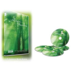 グリーンミュージックDVD Volume2 All Seasons Music Scene オールシーズンミュージックシーン Green Music DVD