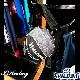 SPALDING ボールバッグ スネーク グレー バスケットボール収納 SNAKE スポルディング49-001SN