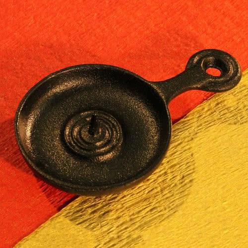 丸型手燭鉄器 南部鉄器 ろうそく立て 燭台