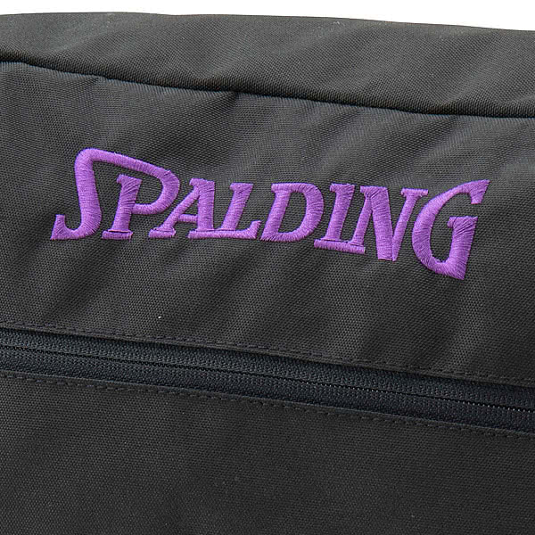 SPALDING バスケットボール シューズバッグ パープルテープ スポルディング 42-002PT