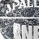 SPALDING バスケットボール7号 スネーク グレー 合成皮革 スポルディング76-156Z