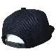 DADA CROWN CAP ダダ クラウンキャップ DAC5W001 バスケットボール ブラック ゴールドロゴ 帽子