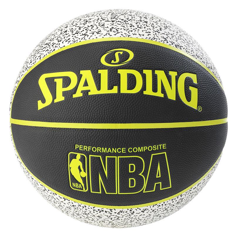 SPALDING バスケットボール7号 コンポジット スタティック 合成皮革 スポルディング76-154Z