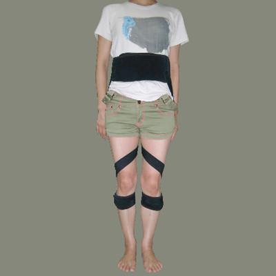 バイオメカサポーター股関節2 LLサイズ 愛知式 股関節矯正ベルト