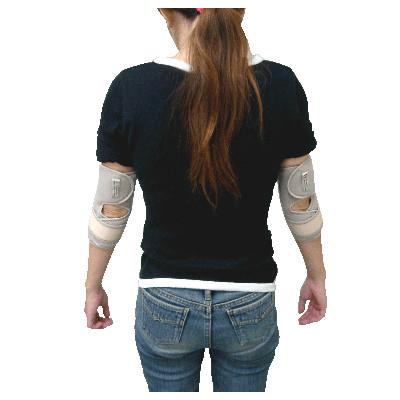バイオメカサポーター肘関節2 Mサイズ 左右セット 愛知式