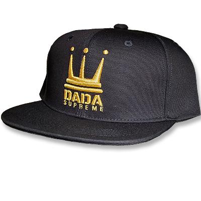 DADAバスケ クラウン ロゴ キャップ バスケットボール帽子 ダダDAC5W001