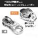 FRUH 薄型スマート スリムウォレット 二つ折り財布 ピンク フリュー GL012L-PINK 日本製