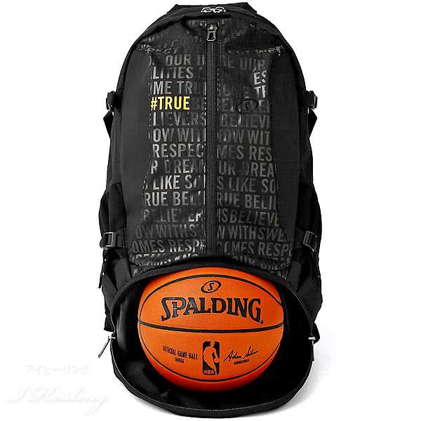 スポルディング バスケ バッグ ジャイアントケイジャー TB 41-010TB バスケットボール リュック バックパック 46L SPALDING CAGER