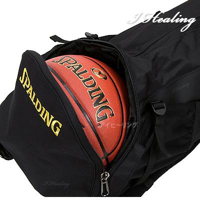 バスケットボール収納バッグ ケイジャー マーブル スポルディング MARBLE SPALDING40-007MR