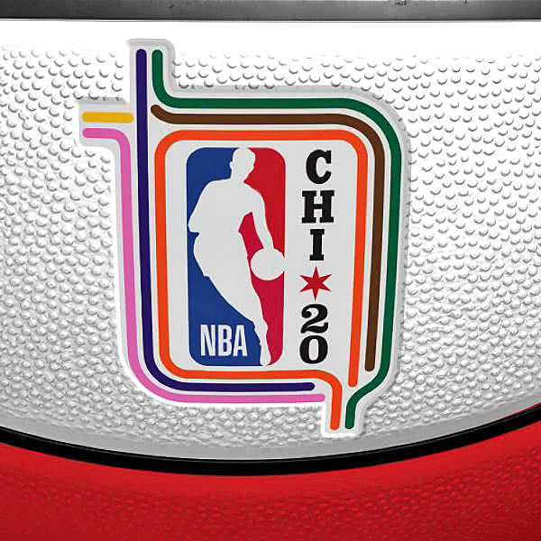 2020 NBA オールスター マネーボール バスケットボール7号 合成皮革 SPALDING 70-3515 シリアル番号入り