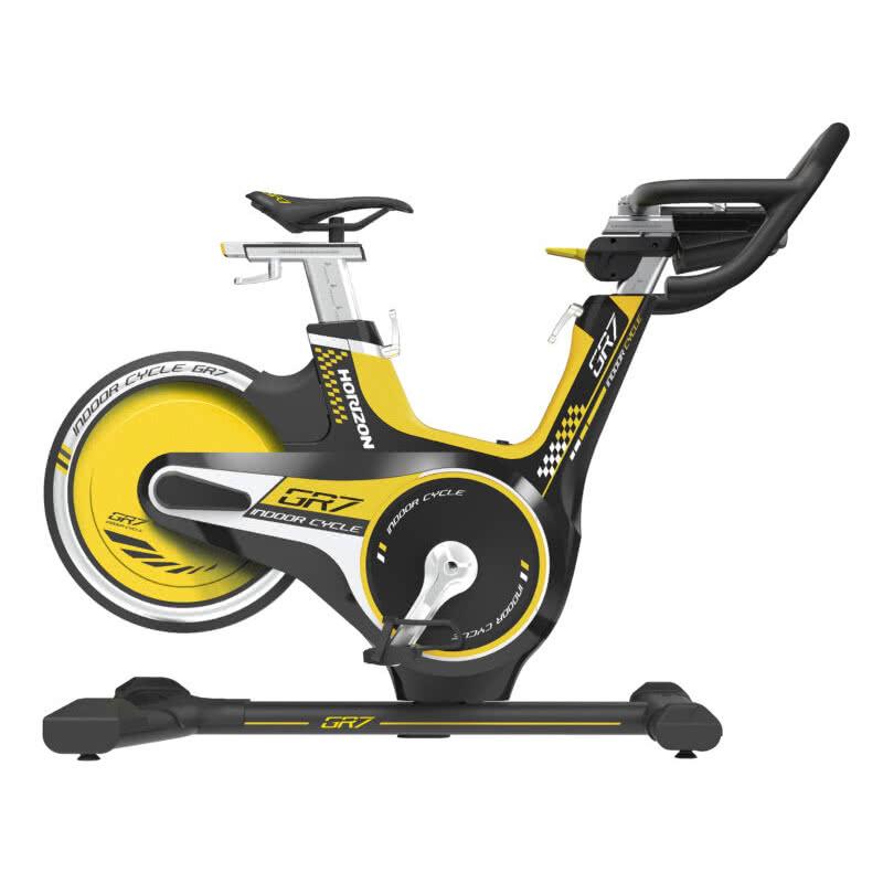 インドアサイクルGR7 HORIZON ホライゾン ジョンソンヘルステック 家庭用スピンバイク
