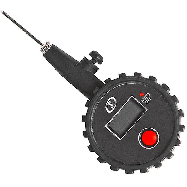バスケットボール 空気圧計デジタル 正確 8445SCN 替針1本付 スポルディング