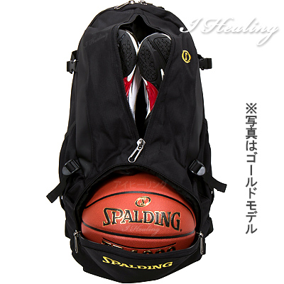 バスケットボール収納バッグ ケイジャー デューク ロイヤルブルー スポルディング DUKE SPALDING40-007DK