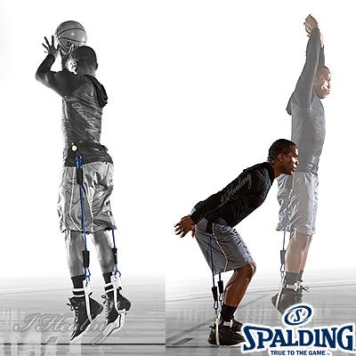 スポルディングNBA公認トレーニング ジャンプ ストレングス トレイナー バスケットボール練習 SPALDING8478CN