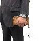 山葡萄 網代編みウォレット ファスナー長財布 天然やまぶどう蔓 職人手作り KYS-S2 3年修理保証