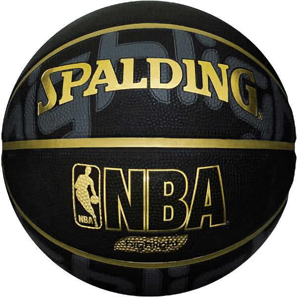 スポルディング 女性用 バスケットボール 6号 ゴールドハイライト バスケ 84-193J ゴム 外用ラバー SPALDING