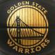 スポルディング ミニバス バスケットボール 5号 ハードウッドシリーズ ゴールデンステート ウォリアーズ ブラック バスケ 84-301J 小学校 子供用 合成皮革 SPALDING