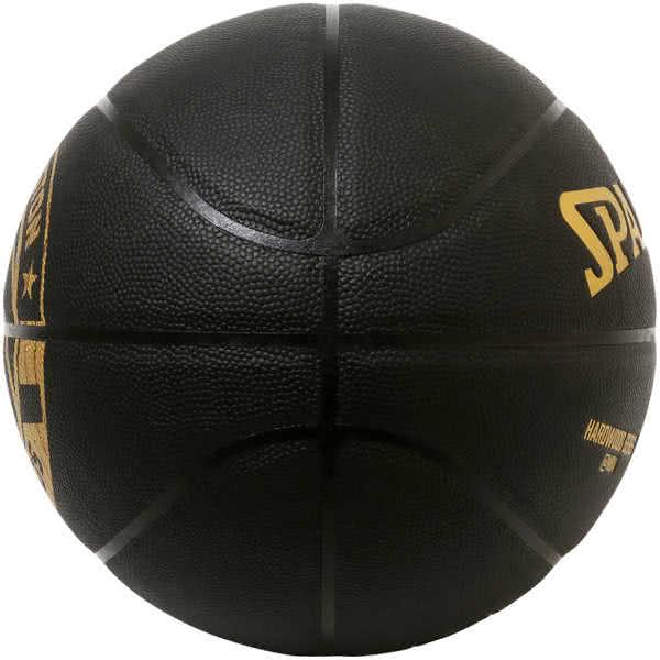 スポルディング バスケットボール 7号 ハードウッドシリーズ ワシントン ウィザーズ ブラック バスケ 76-719J 合成皮革 SPALDING